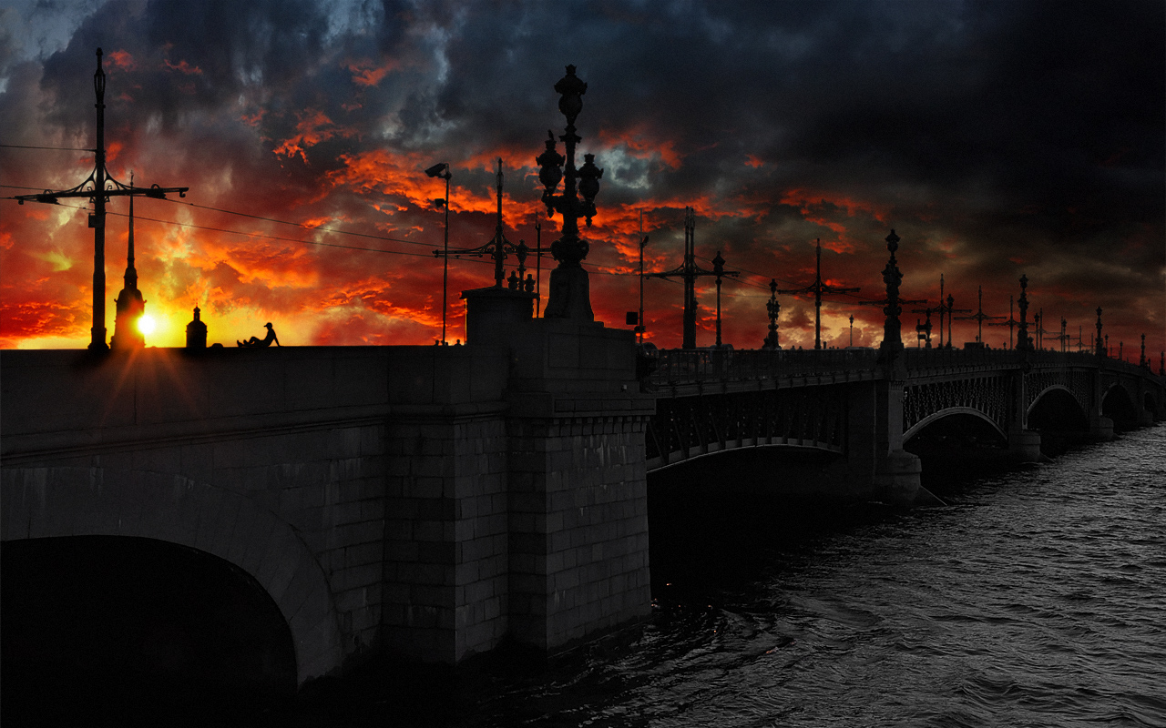 Saint Petersburg by IvanAndreevich
