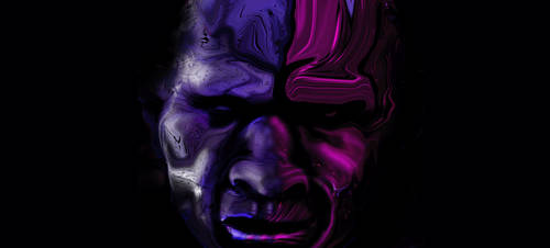 Grimface by Martsartworks