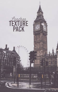 Texture Pack #3 - Londres