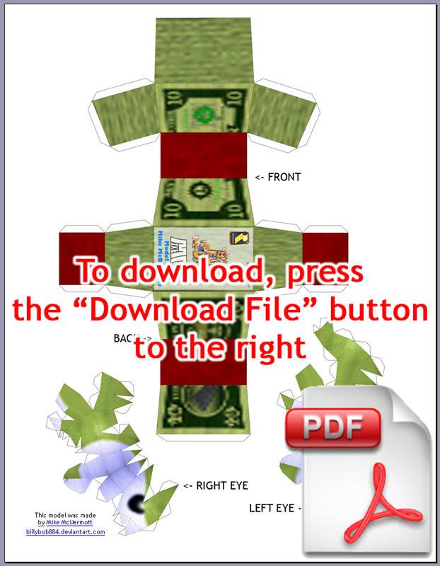 CBFD Money Wad pg 1 by billybob884