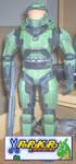 Halo Master Chief PePaKuRaFile by billybob884