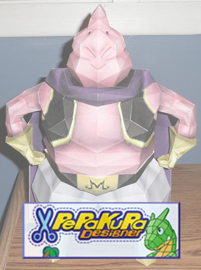 Majin Buu PePaKuRa File by billybob884