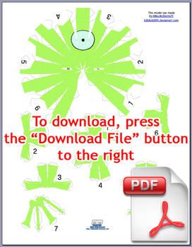 Futurama Brain Slug PDF pg 1