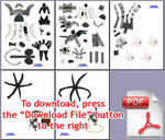 Portal GLaDOS PDF of pgs 1-5