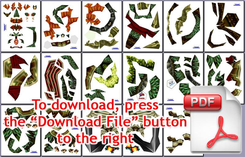 Ganon PDF of Pgs 1-17 by billybob884