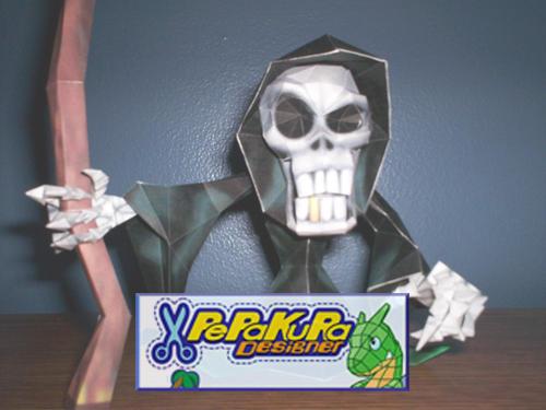 Gregg the Reaper PePaKuRaFiles by billybob884