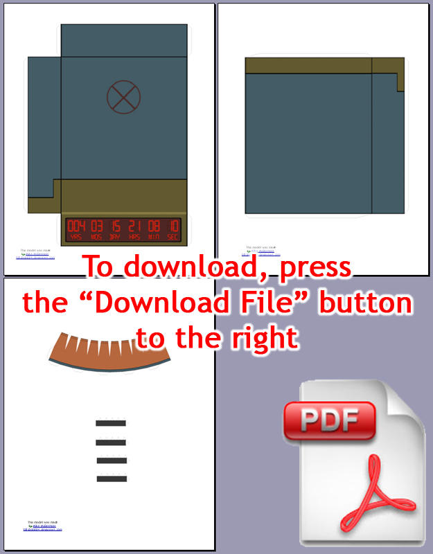Futurama Death Clock PDF pg1-3 by billybob884