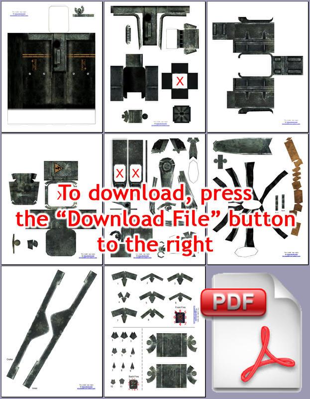 AEP7 Laser Pistol PDF pgs 1-8 by billybob884