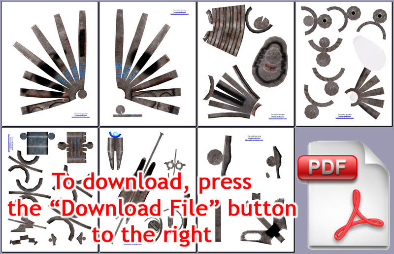 Alien Blaster PDF of pgs 1-7 by billybob884
