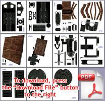 Combat Shotgun PDF of pgs 1-11 by billybob884