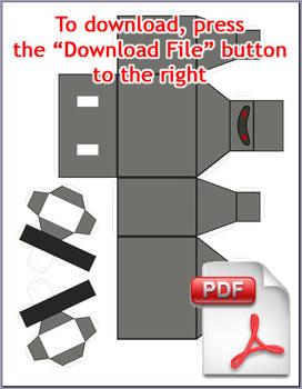 Futurama Boxy Robot PDF pg 1