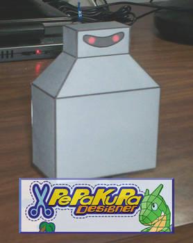 Boxy Robot PePaKuRa Files