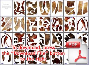 Headcrab Mask PDF pgs 1-26