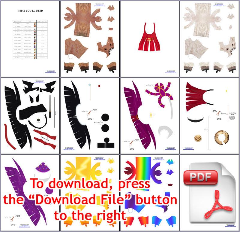 dA Llamas PDF pgs 1-12 by billybob884