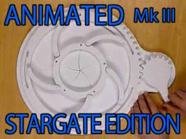 Stargate Event Horizon Iris