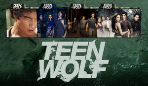 Teen Wolf Folder Icon