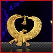 Egyptian Charm Reflective Icon by darkelvenbard