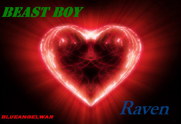Beastboy And Raven S New Life Ch 1 By Blueangelwar On