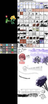ULTIMATE CLIP STUDIO PAINT BRUSH COLLECTION 127