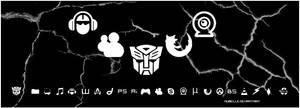 RocketDock White Icons