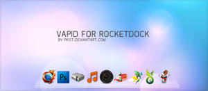 Vapid for Rocketdock