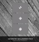 Geometry Wallpapers Pack