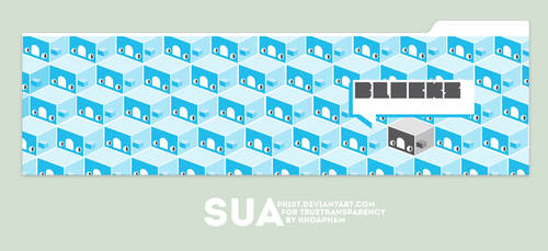 SuA for TrueTransparency by pk1st