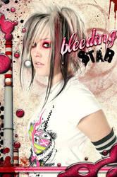 AA Release Banner Girl by BleedingStarClothing