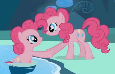 Pinkie Pie Clone by RenaissanceBrony