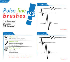 pulse line brushes V2 by pindlekill