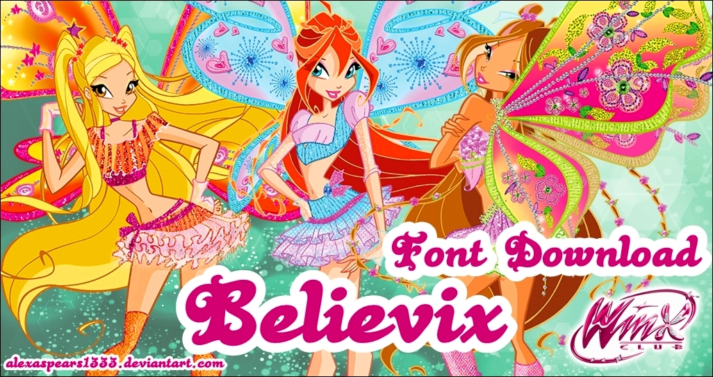 Believix Font Download!_REQUEST! by AlexaSpears1333
