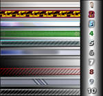 10 layer styles