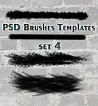 PSD Brushes Templates Set 4