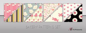 Bakery Patterns set