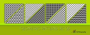 Geometric Patterns Set 05