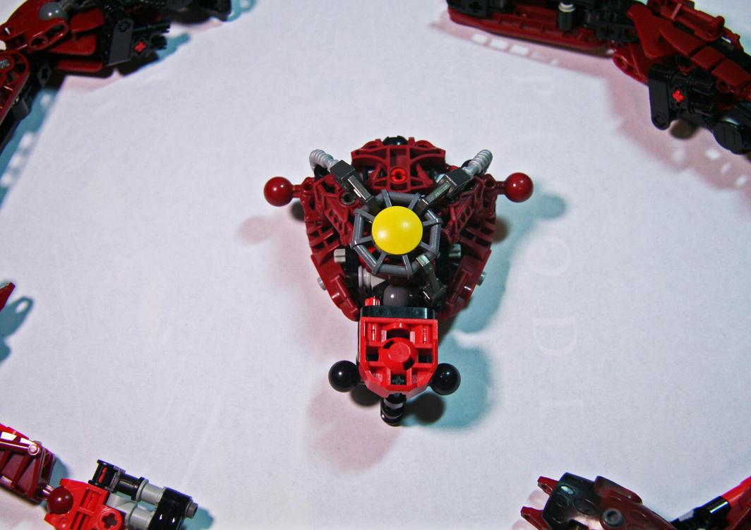 lego hero factory moc instructions