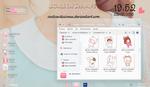 Screenshoot Cute Pastel By AnitaEdiciones