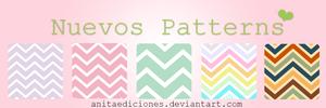 Nuevos Patterns By AnitaEdiciones