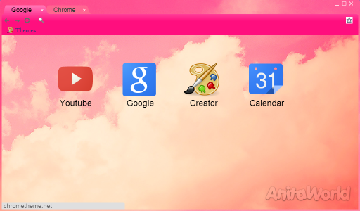Theme Google Chrome by AnitaEdiciones