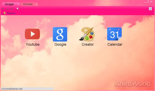 Theme Google Chrome by AnitaEdiciones