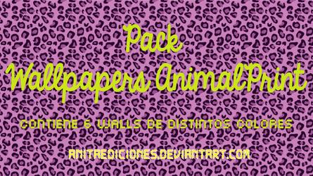 Wallpapers AnimalPrint By AnitaEdiciones by AnitaEdiciones