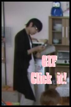 +Silly Kyouya gif+