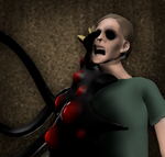 Zalgo Zombie Turntable Animation