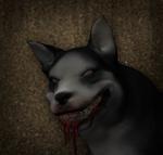 Smile Dog Turntable Animation