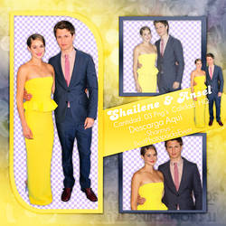 Png Pack 183 - Ansel E And Shailene W