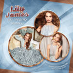 Photopack 3576 - Lily James