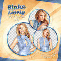 Png Pack 1003 - Blake Lively by southsidepngs