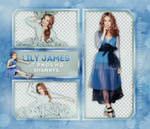 Png Pack 1032 - Lily James