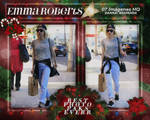 Photopack 6029 - Emma Roberts