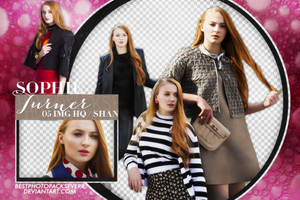 Png Pack 1563 - Sophie Turner by southsidepngs